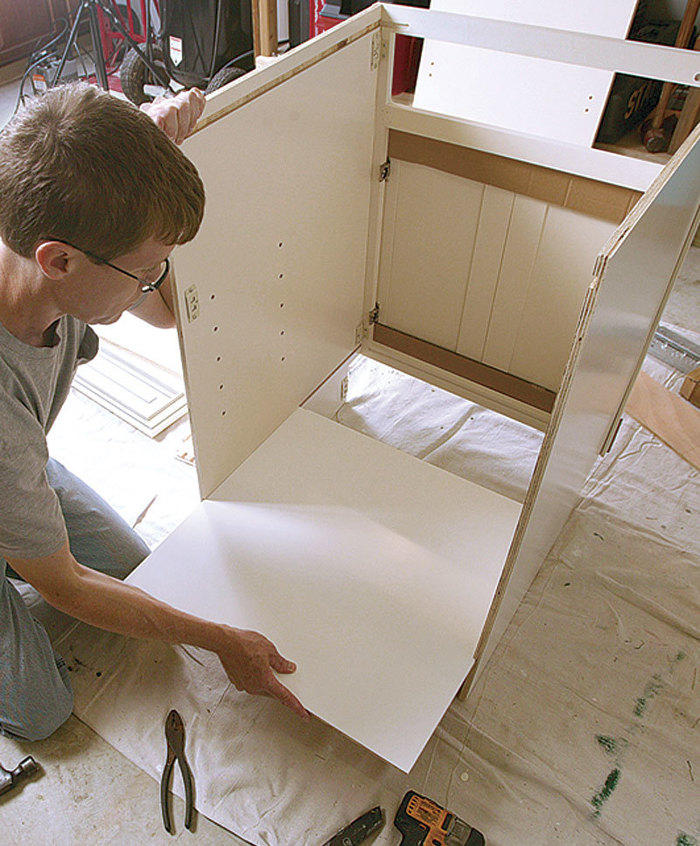 kitchen cabinets rta cabinet stand alone ready to assemble fine homebuilding article image