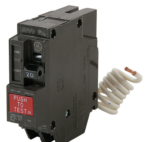 Ground Fault Outlet Wiring