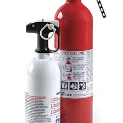 Kidde Kitchen Fire Extinguisher How To Make Island What S The Difference Residential Extinguishers Fine Units For Class A B C And K Fires