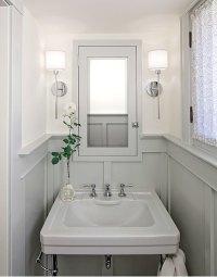 Small Powder Rooms - Fine Homebuilding