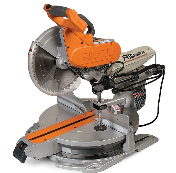 Ridgid 12 Sliding Compound Miter Saw Review
