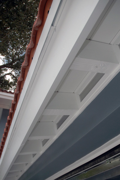 How To Make A Stealth Soffit Vent Fine Homebuilding