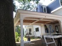 And Inspiration Adding Porte Cochere - Home