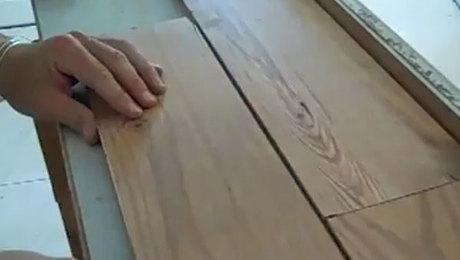 Milling Hardwood Flooring