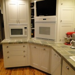 Pull Up Kitchen Cabinets Cart With Butcher Block Top Corner Contest - Fine Homebuilding