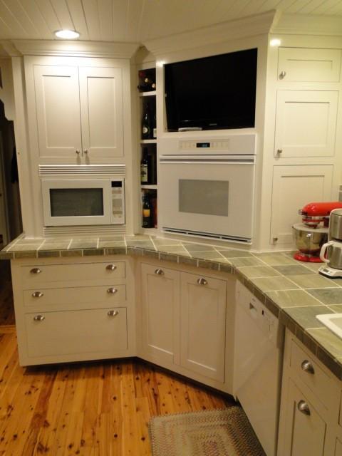 kitchen corner nook pendant lighting for islands contest - fine homebuilding