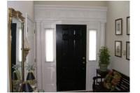 interior front door trim ideas | Billingsblessingbags.org