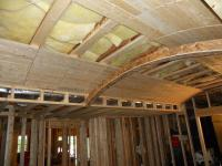 Framing for a Barrel-Vaulted Coffered Ceiling - Fine ...