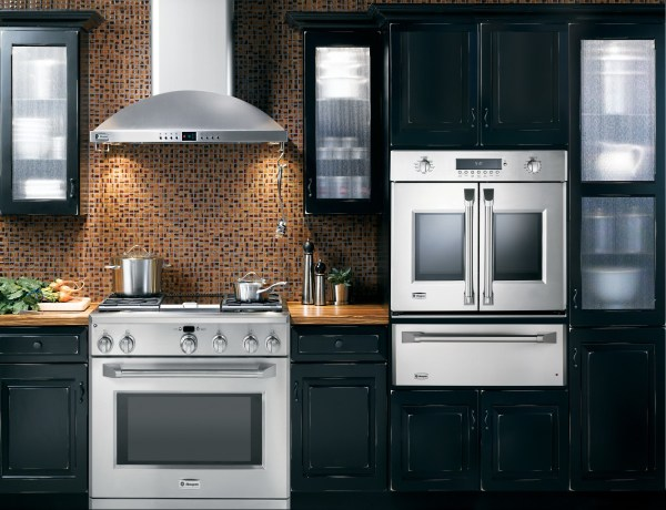 Kitchens with French Door Ovens
