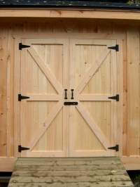 Pine Board and Batten Shed - Fine Homebuilding