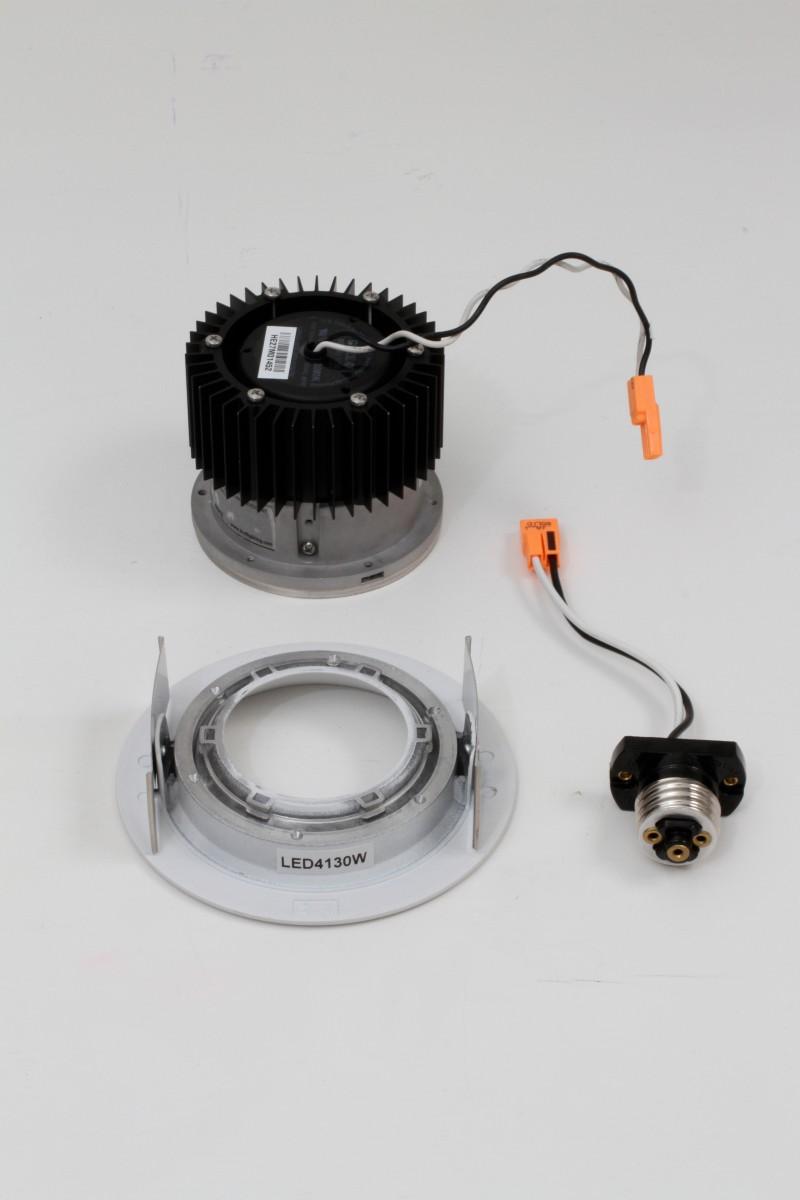 Led Recessed Kit Conversion Light