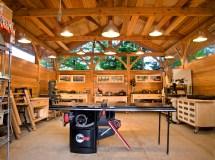 Alaskan Timber-frame Workshop - Fine Homebuilding