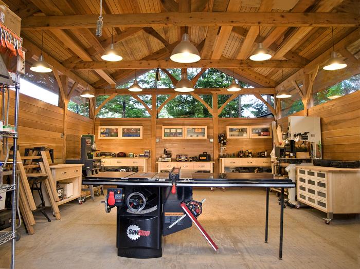 Alaskan TimberFrame Workshop  Fine Homebuilding