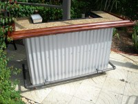 Backyard Bar - Fine Homebuilding