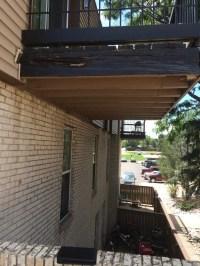 Cantilevered Balcony Safety - Fine Homebuilding