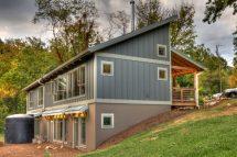 Vande-musser Residence - Net- Leed Platinum Home