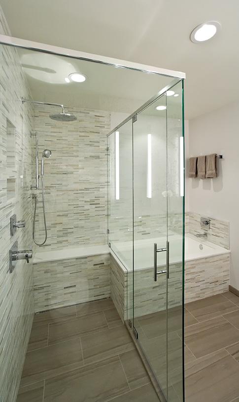 West Hollywood Bathroom Remodel  Fine Homebuilding