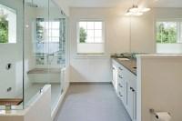 Master Bathroom with Steam Shower - Fine Homebuilding