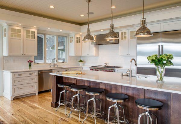 Lake House Kitchen Remodel - Fine Homebuilding
