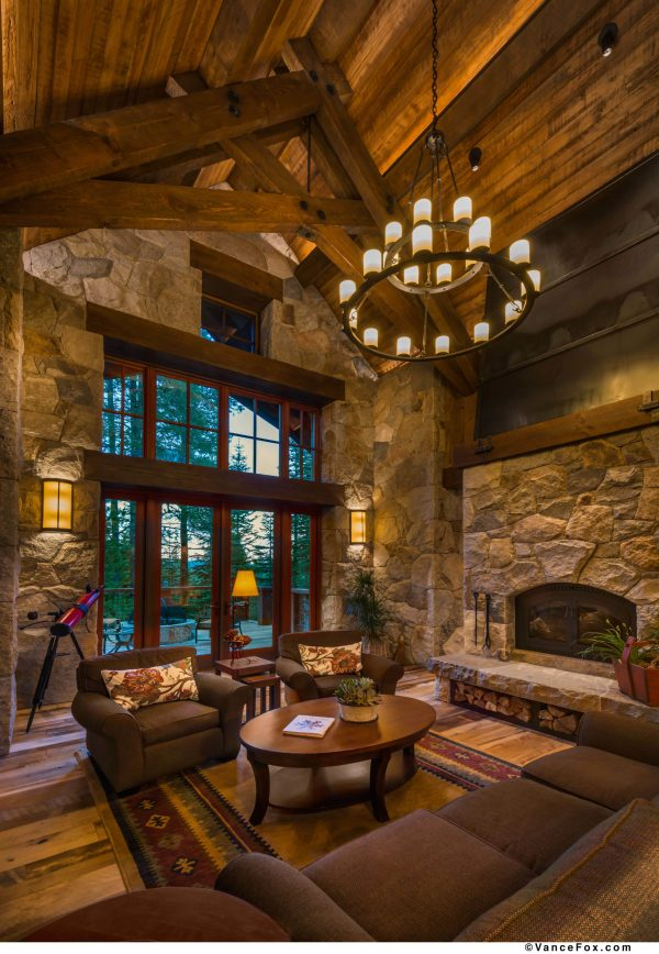 Sustainable Mountain Home - Fine Homebuilding