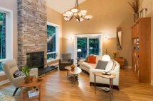 Forest Green Home - Fine Homebuilding