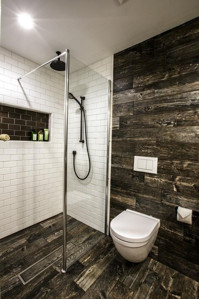Modern Farmhouse Bath - Fine Homebuilding