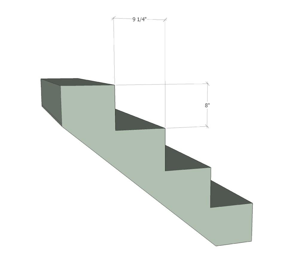 medium resolution of building stairwell diagram