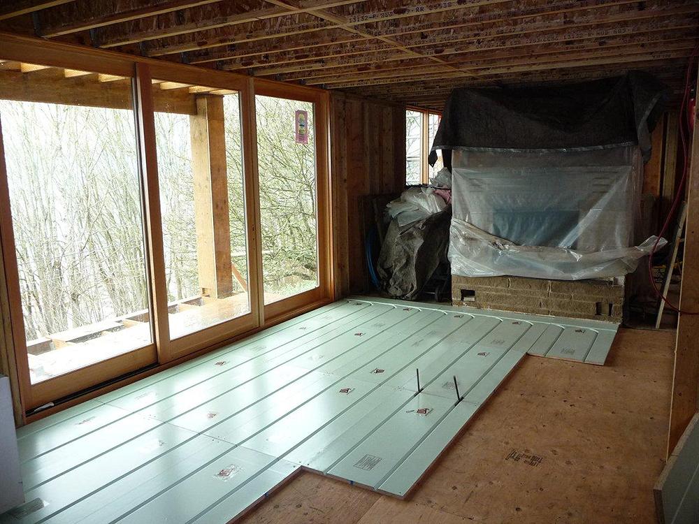 RadiantReady Subfloor  Fine Homebuilding