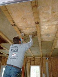 Extra Insulation = Garage Insulation