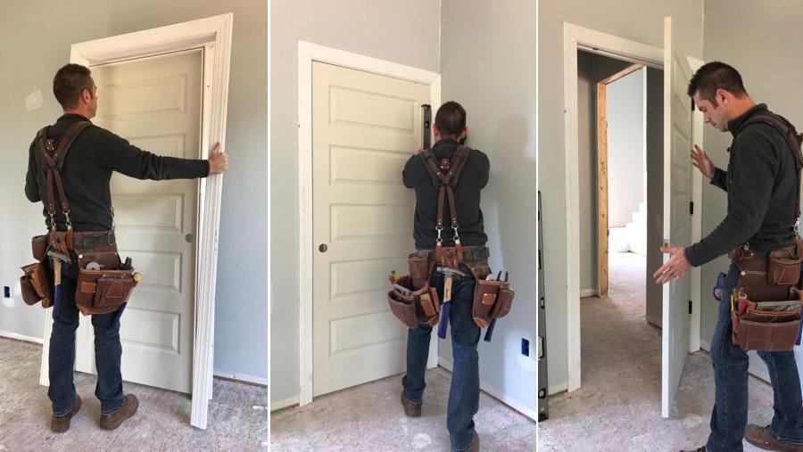 Installing Split Jamb Doors Fine Homebuilding