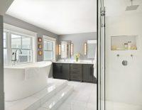 Modern Master Bathroom in the Mountains - Fine Homebuilding