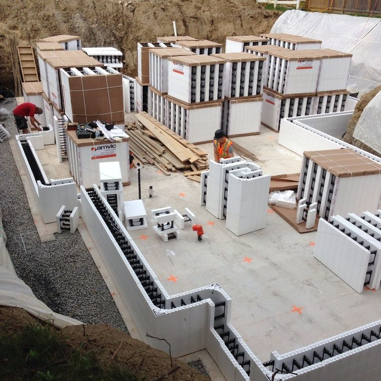 Insulated Concrete Forms: The Perfect Choice For Energy