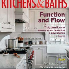 Kitchen Magazine Rta Cabinets Online Issue 279 Kitchens Baths 2018 Fine Homebuilding