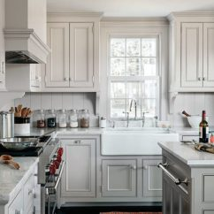New Kitchen Bay Window Curtains An Elegant In A Narrow Old Space Fine Homebuilding The Goal Of This Remodel Was To Accommodate Full With 36 Appliances Coffee Station Three Seat Island And Generous Breakfast Table All