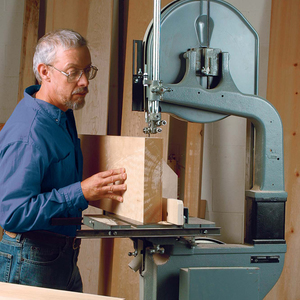 Making A Bandsaw Fence