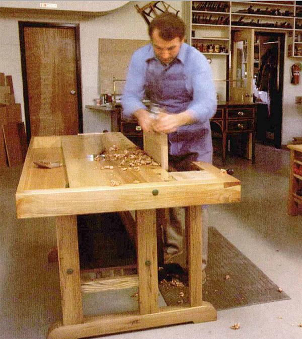 Frank Klausz Woodworking