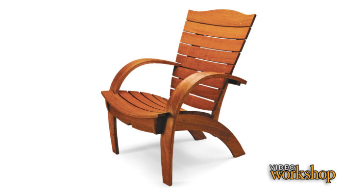 rocking chair fine woodworking design of the 20th century garden finewoodworking in this video workshop michael c fortune shows you step by how to build a beautiful with classy curves