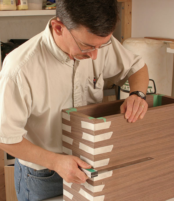 Splined Miter Joint Strength