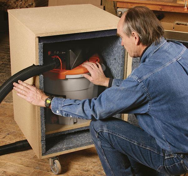 Soundproofing A Garage Workshop
