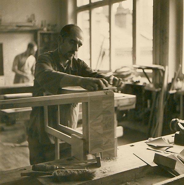 James Krenov Master Of The Handmade FineWoodworking