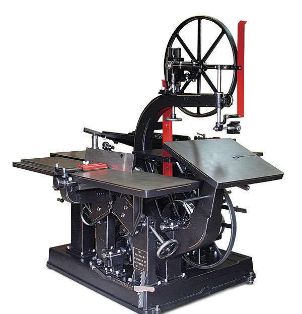 Vintage Woodworking Machinery