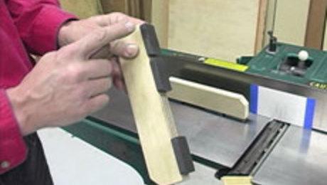 Jointer KnifeSetting Jig  FineWoodworking