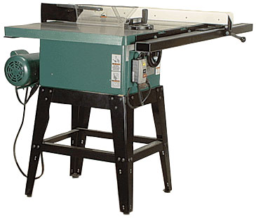Grizzly Contractor Table Saw G1022