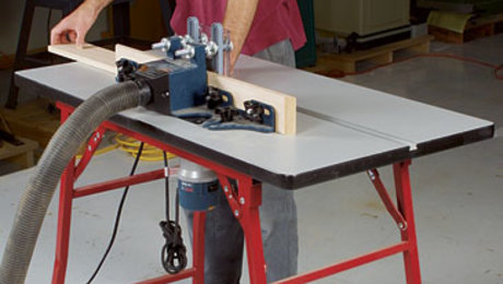 Router Table RA1200 FineWoodworking