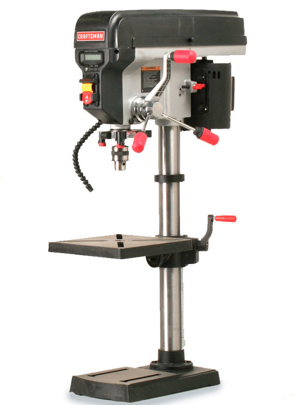 Drill Press Laser Guide
