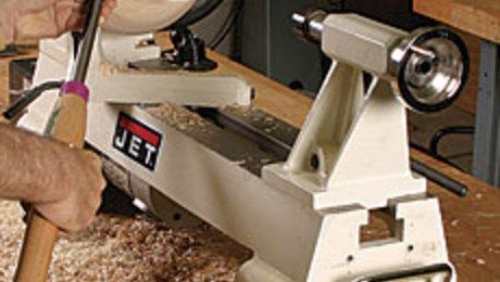 Jet 1220 Wood Lathe