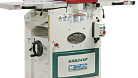 Grizzly Jointer Planer Combo Machines