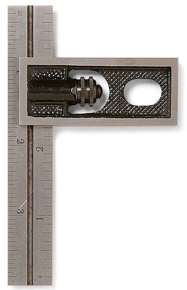 Starrett 4 Double Square