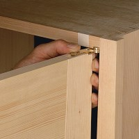 How to Make a Simple Jig for Offset Knife Hinges ...