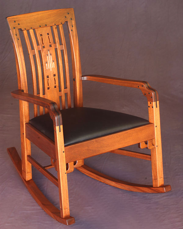 rocking chair fine woodworking sit ups greene and style finewoodworking article image woodworker darrell peart